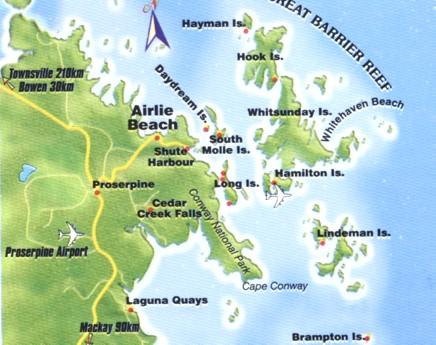 whitsundays-map