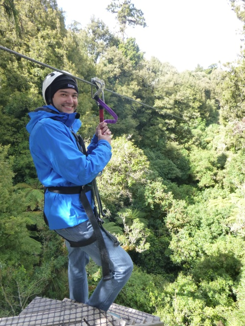 Canopy Tour 1