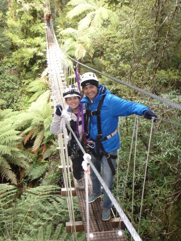 Canopy Tour 3