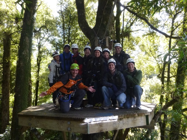 Canopy Tour 7